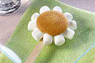 Flower Pop Recipe