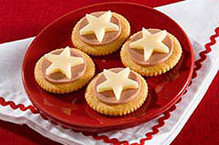 Star of a RITZ Recipe