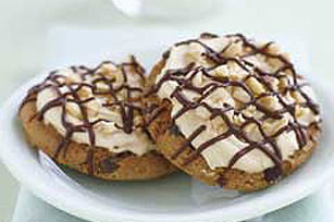 Peanut Butter Creme Cookie Treats Recipe