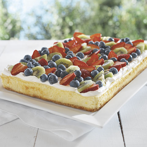 Fruity Cheesecake Recipe