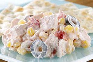 Tex-Mex Chicken Salad Recipe