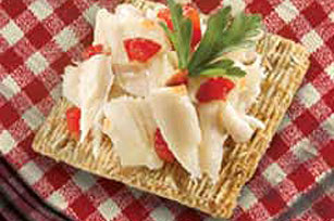 Mediterranean Tuna Snack Recipe