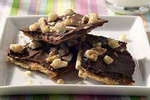 PREMIUM Toffee Crunch Recipe