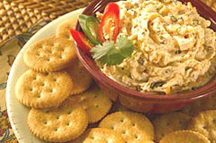 3-Pepper Cheese Spread Recipe