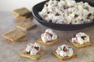 Apple, Pecan & Blue Cheese Spread Recipe
