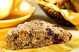 Cranberry-Graham Scones Recipe