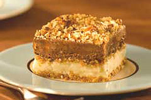 Crunchy Ice Cream Bars Recipe