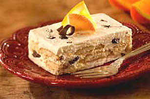 NILLA Cannoli Refrigerator Cake Recipe