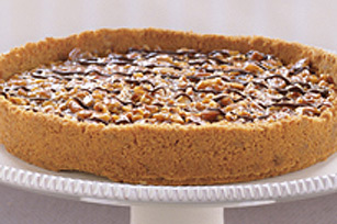 Caramel Nut Tart Recipe