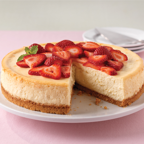 HONEY MAID Classic Cheesecake Recipe