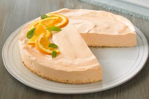 Gâteau au fromage de rêve à l'orange recette