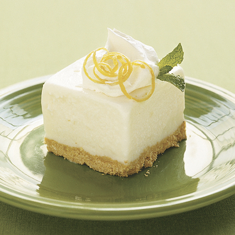 HONEY MAID Frozen Lemonade Squares Recipe