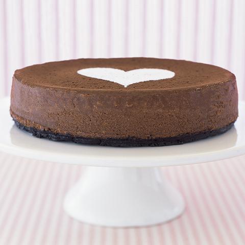 Gâteau au fromage pour les amateurs de chocolat Recipe