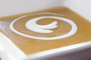 Soupe à la courge musquée recette
