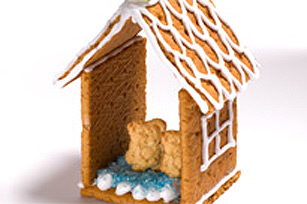 Mini Holiday House Recipe