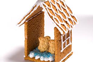 Maisonnette festive recette