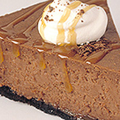 Caramel Mochaccino Cheesecake Recipe