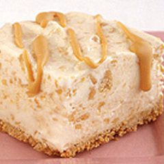 Peanut Butter Ice Cream Squares Recipe