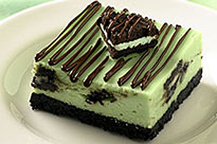 Mint OREO Cheesecake Recipe