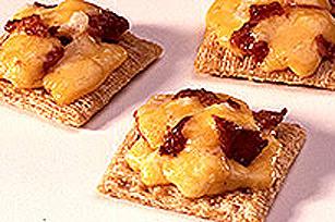 Bacon Cheddar Snacks Recipe