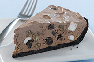 Rocky Road Ice Cream Shop Pie Recipe