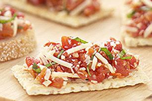 Easy Bruschetta Al Pomodoro Recipe