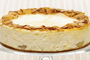 Baked Ginger-Pear Cheesecake Recipe