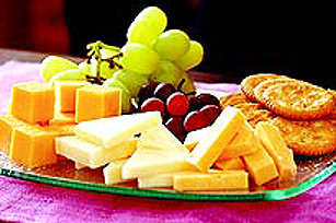 Make-Ahead Cheese Tray Recipe