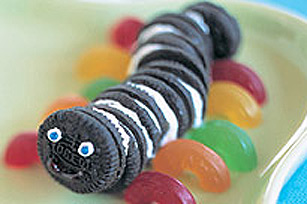 Mini OREO Inchworm Recipe