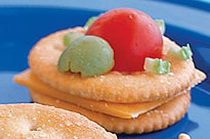 Turtle Cracker Critter Recipe
