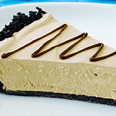 Easy Mocha Pudding Pie Recipe