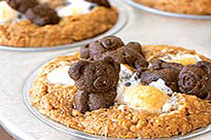 Bear Wants S'More Muffins Recipe