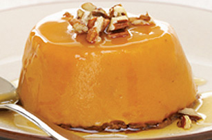 Pumpkin-Maple Custard Cups Recipe