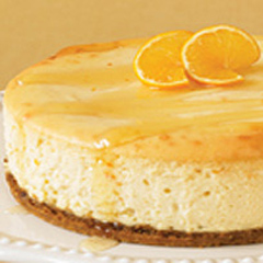 Orange Honey Cheesecake Recipe