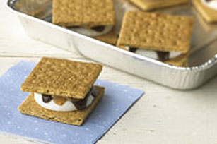 Crowd-Pleasing Peanut Butter S'mores Recipe