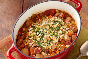 Pork Cassoulet Recipe
