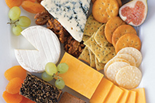 Festive Cheese & Paté Platter Recipe