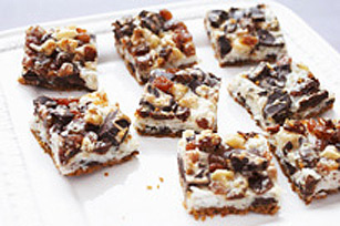Chocolate Walnut Coconut Bars Recipe