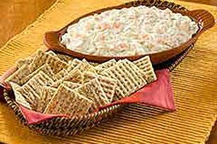 Garlic-Shrimp Spread Recipe