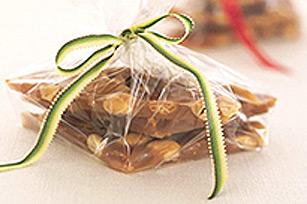 Peanut Butter Brittle Recipe