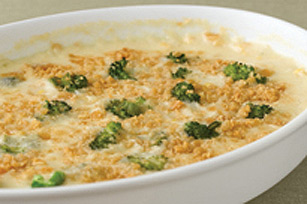 Broccoli and Corn Scallop Recipe