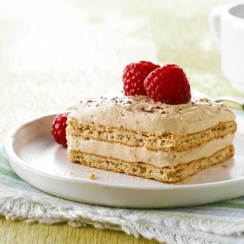 Make-Ahead HONEY MAID Tiramisu Recipe