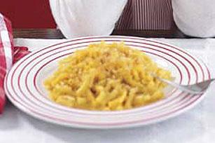 One-Pan Mac & Cheese Bake Recipe