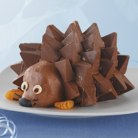 "Hedgehog ""Cake"" Recipe"