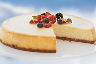 Triple Citrus Cheesecake Recipe