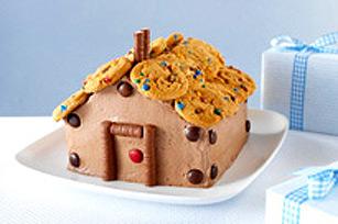 Maison aux Pépites de chocolat recette
