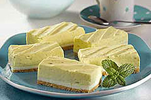 Double Layer Lemon-Lime Bars Recipe