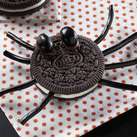 OREO Cookie Spiders Recipe