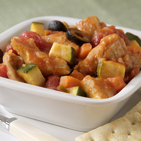 Chicken and Vegetable Stew Recipe