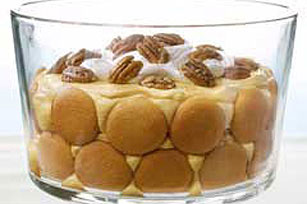 NILLA Pumpkin Mousse Trifle Recipe